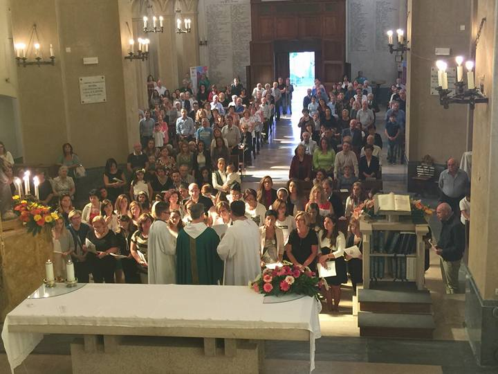 Mandato ai Catechisti 27-09-2015